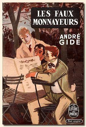 Les faux monnayeurs, Gide, André (1869-1951)