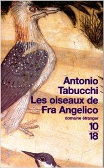 Les oiseaux de Fra Angelico, Tabucchi, Antonio