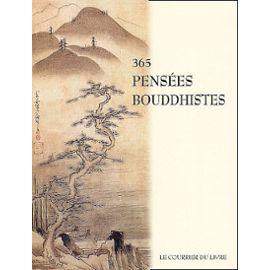 365 pensées bouddhistes