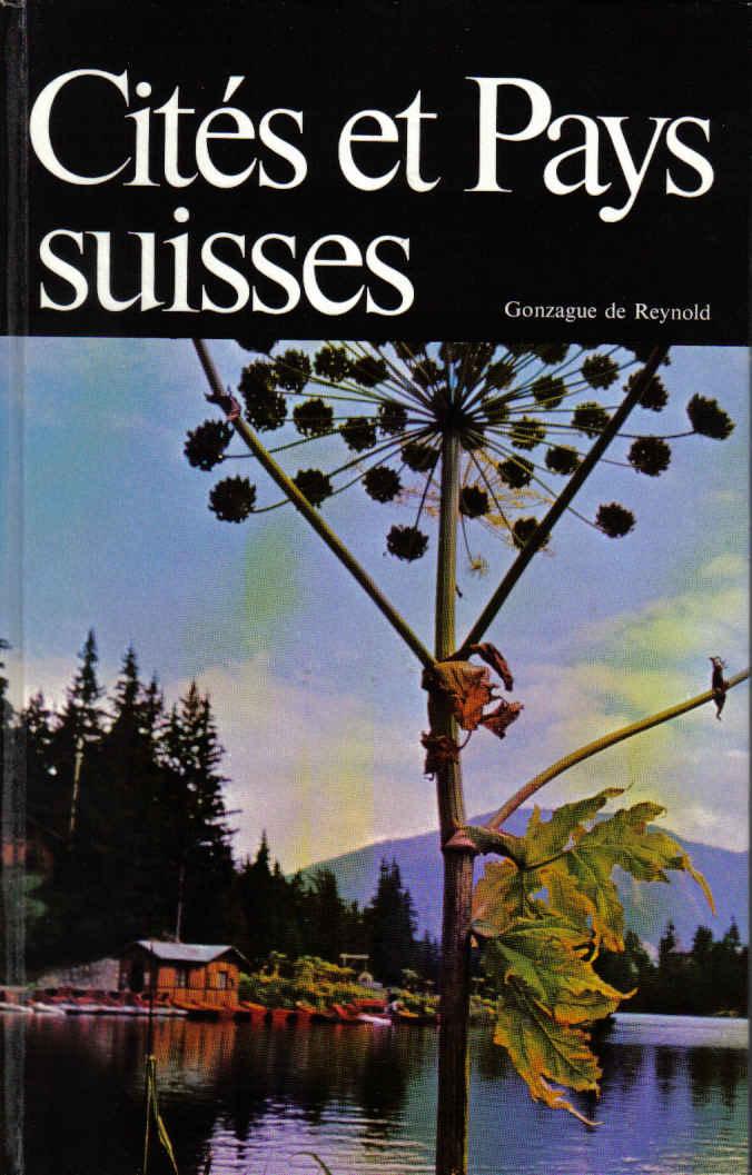 Cités et pays suisses, Reynold, Gonzague de