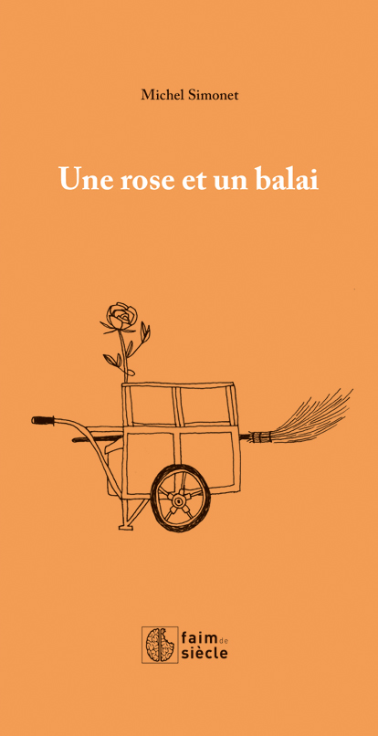 Une rose et un balai