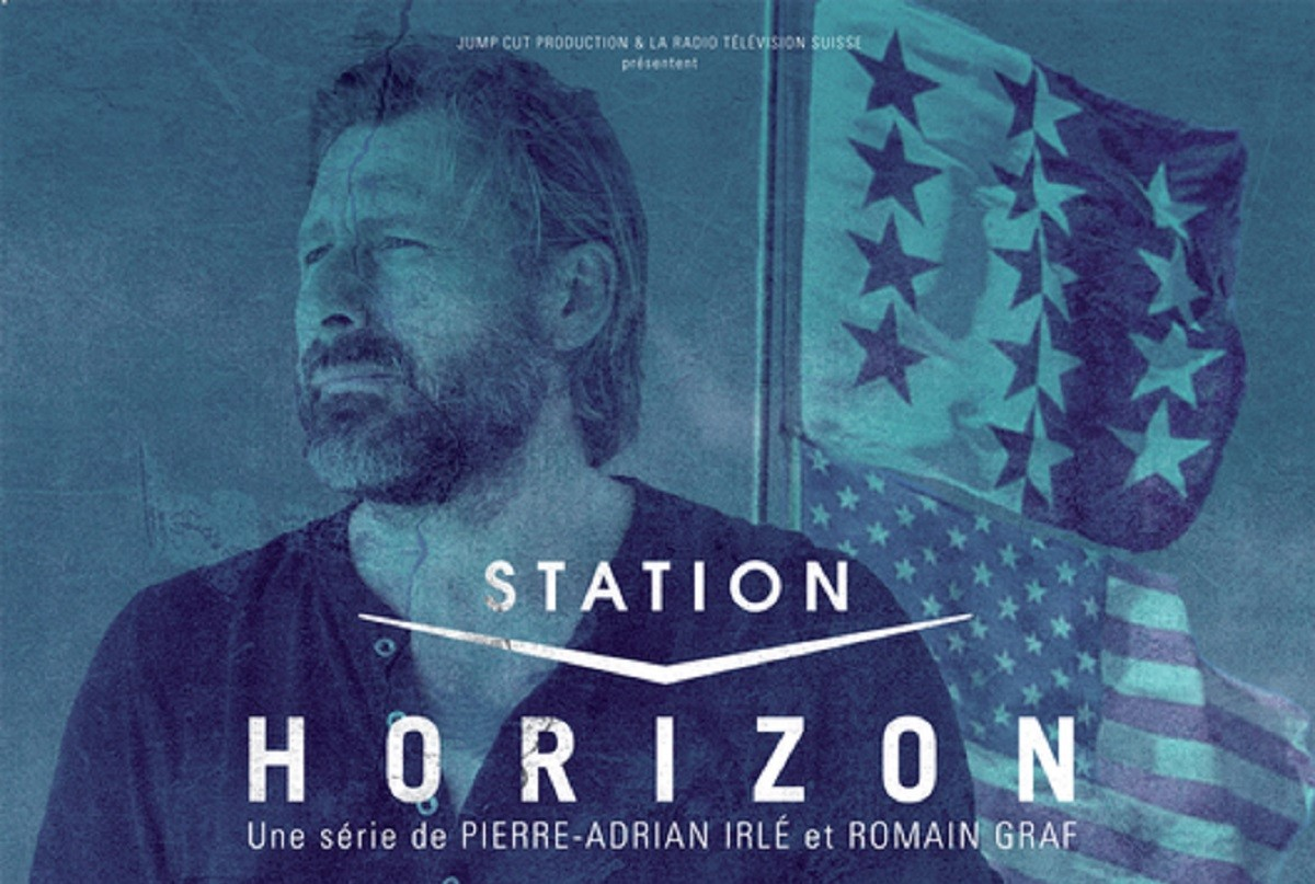 Station Horizon [3] : Double jeu, Graf, Romain