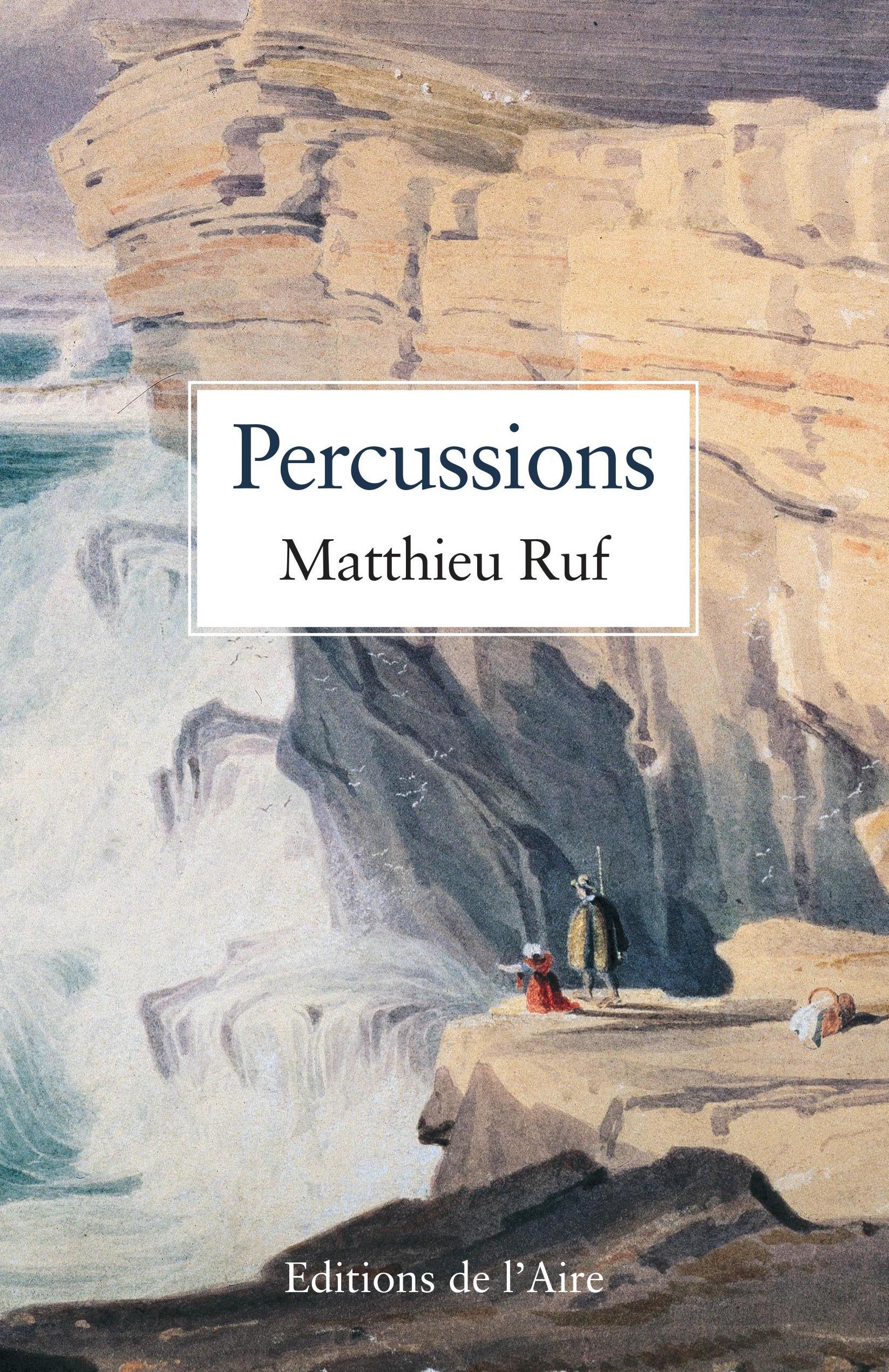 Percussions, Ruf, Matthieu