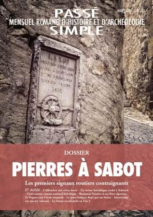 Passé simple : mensuel romand d'histoire et d'archéologie. N° 23, mars 2017, Collectif