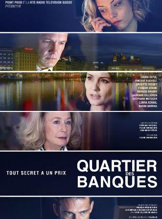 Quartier des banques : [saison 1] : [1]