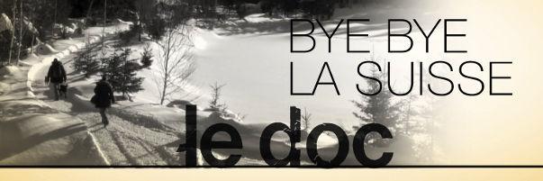 Bye bye la Suisse [saison 7]  : épisode 1 : Casser la routine, Bergen,  Anne-Lise Von
