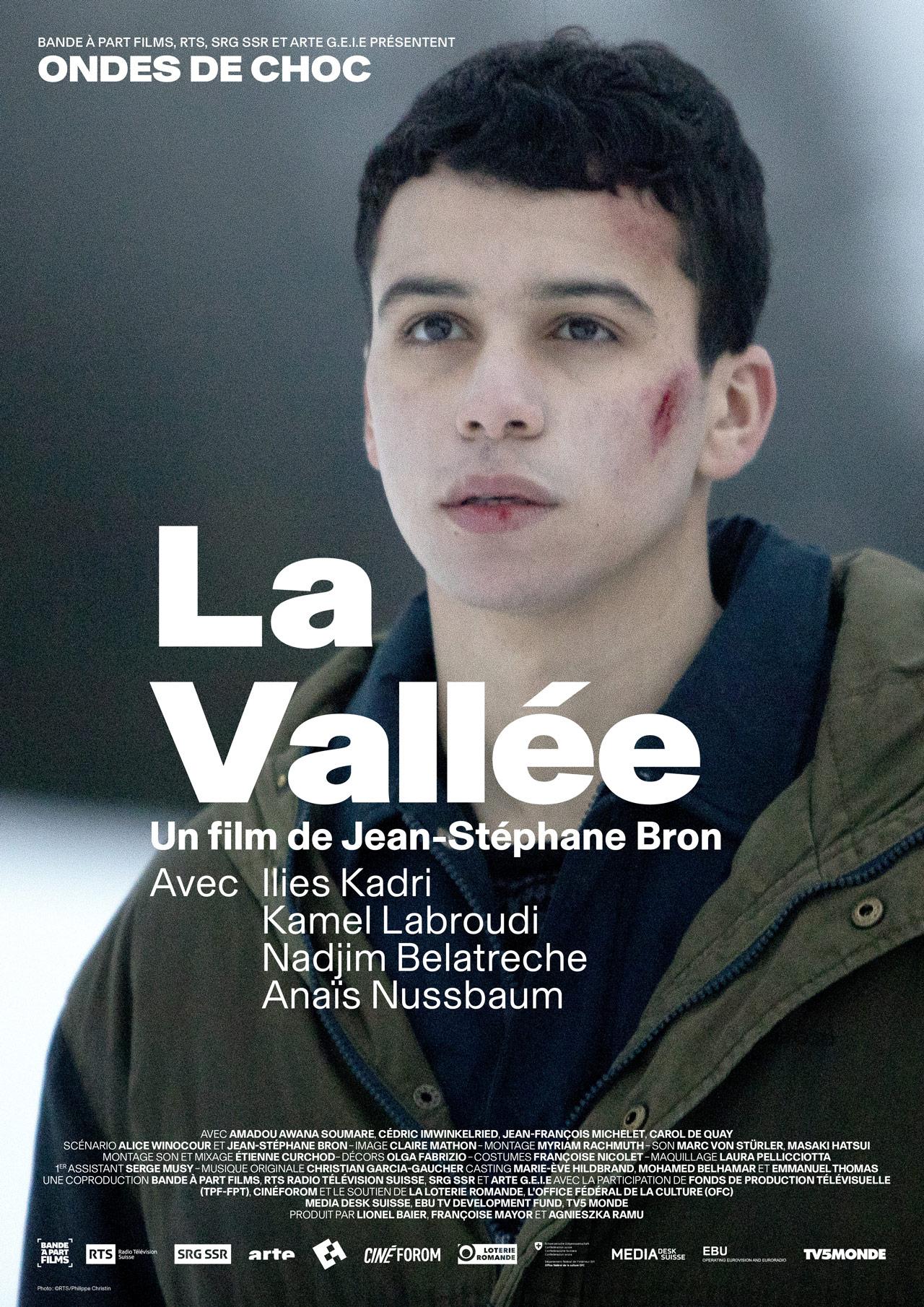 Ondes de choc [1] : La vallée, Bron, Jean-Stéphane