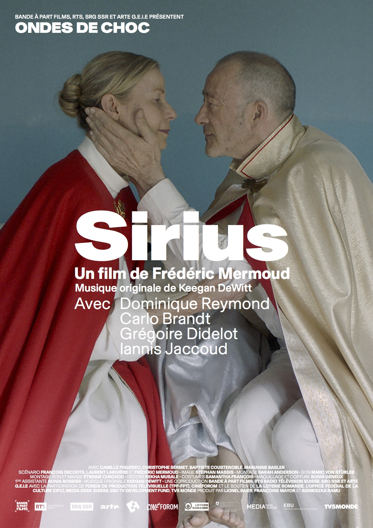 Ondes de choc [2] : Sirius, Mermoud, Frédéric