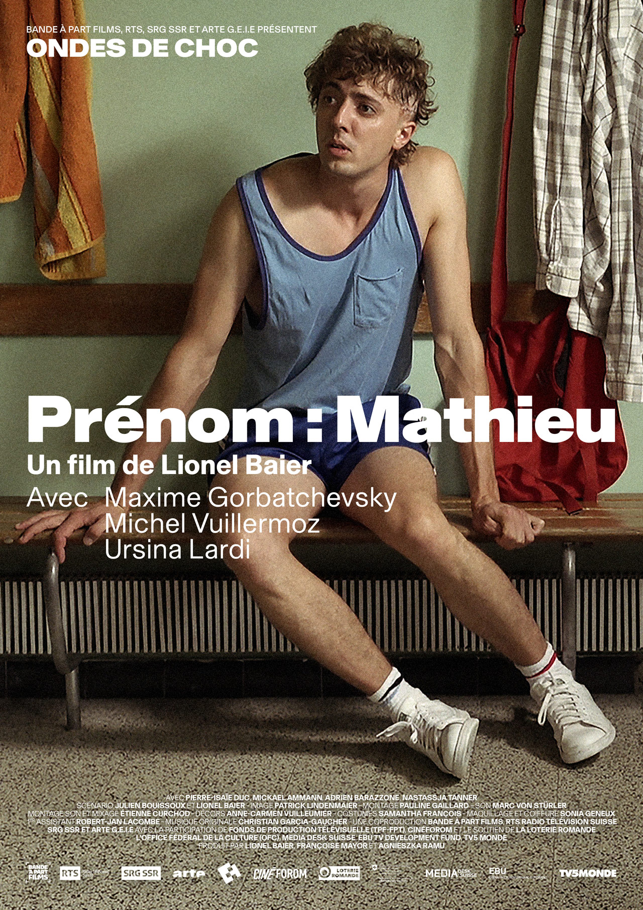 Ondes de choc [4] : Prénom : Mathieu