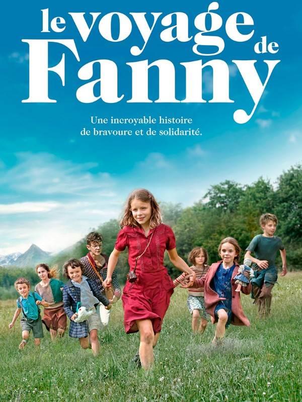 Le voyage de Fanny. Suivi de, Les enfants juifs au coeur de la guerre : un texte documentaire de Claude Grimmer