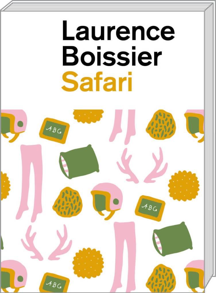 Safari : édition bilingue français - bernois, Boissier, Laurence