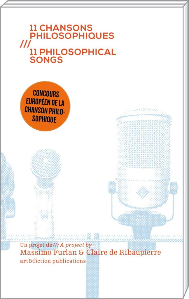 11 chansons philosophiques = 11 Philosophical Songs, Collectif