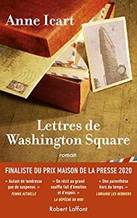 Lettres de Washington Square, Icart, Anne