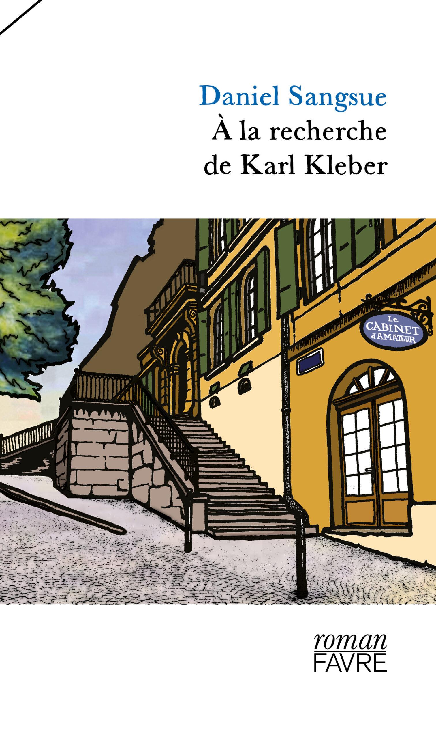 A la recherche de Karl Kleber, Sangsue, Daniel