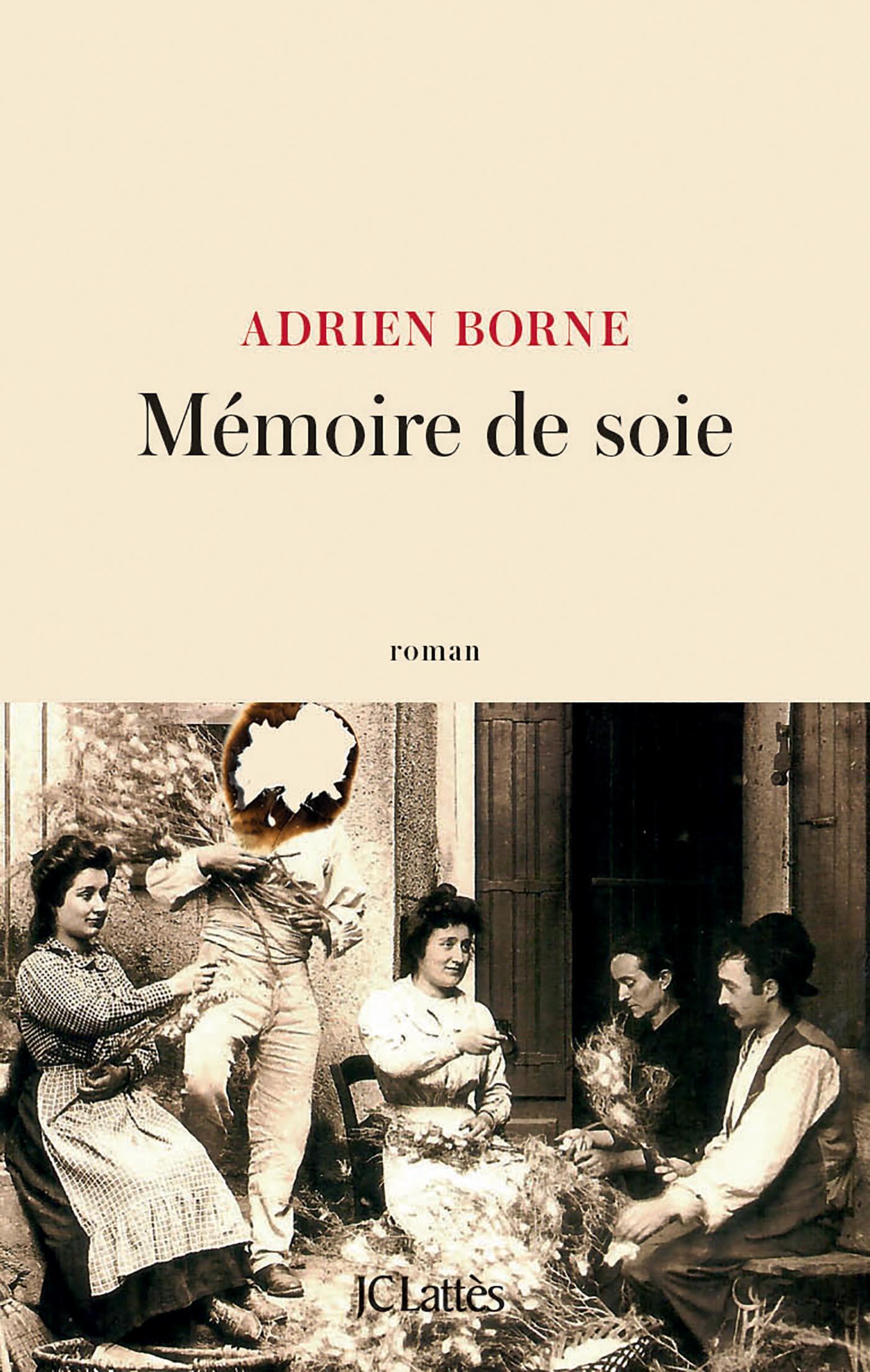 Mémoire de soie, Borne, Adrien