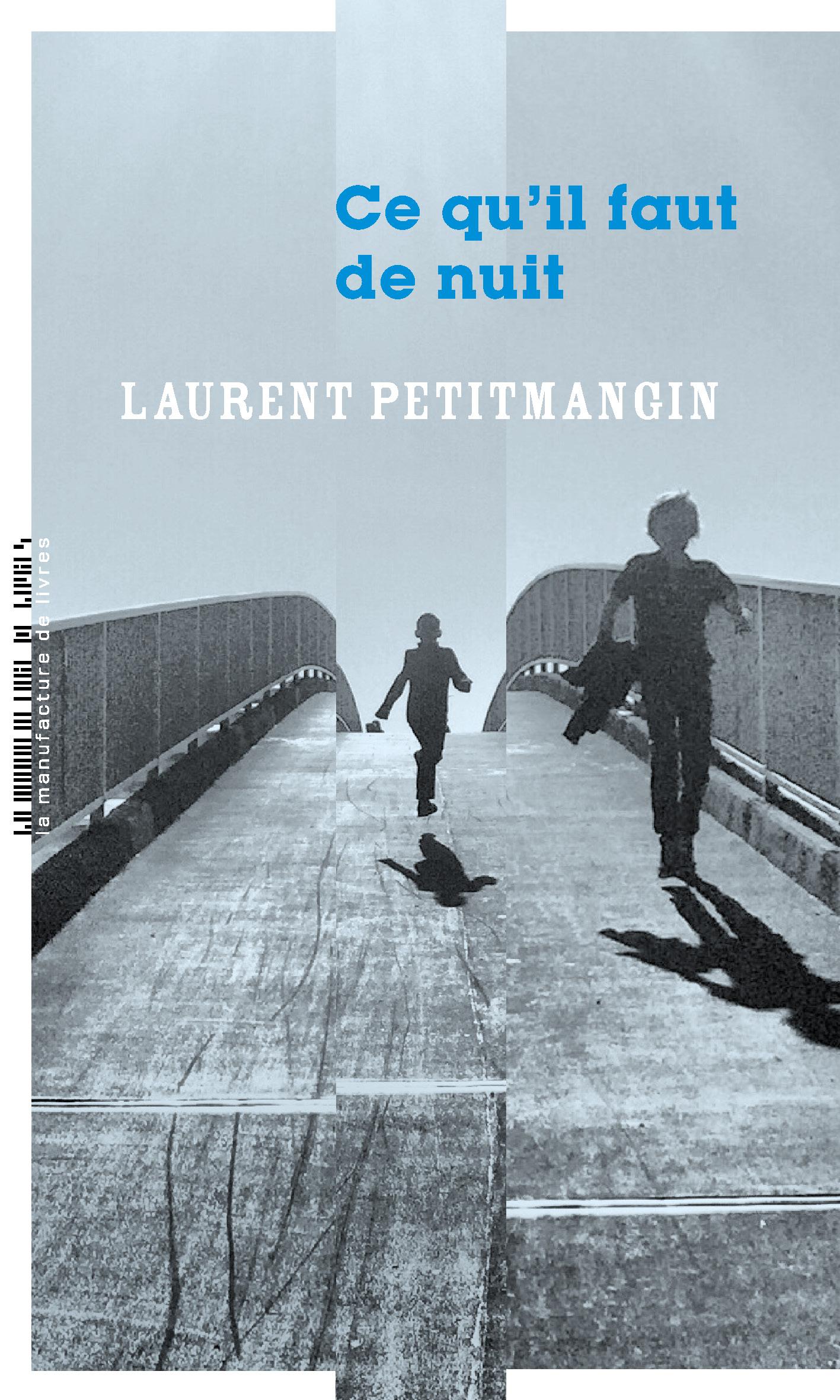 Ce qu'il faut de nuit, Petitmangin, Laurent