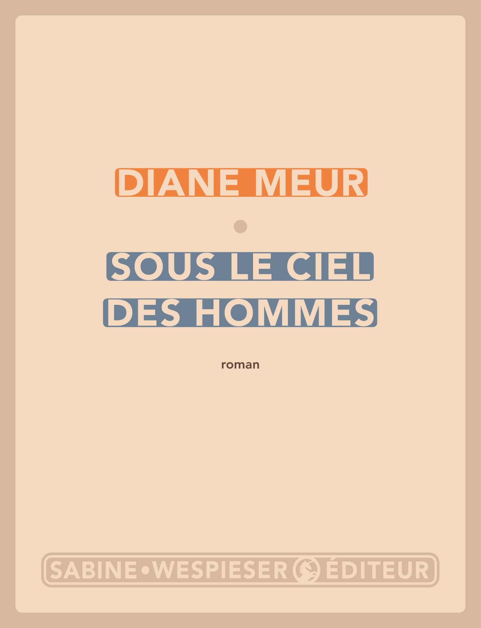 Sous le ciel des hommes, Meur, Diane