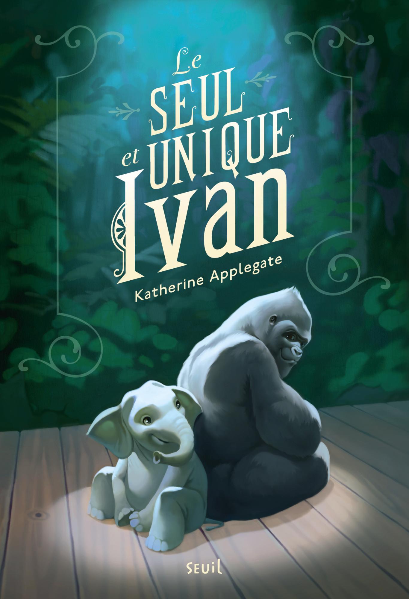 Le seul et unique Ivan, Applegate, Katherine