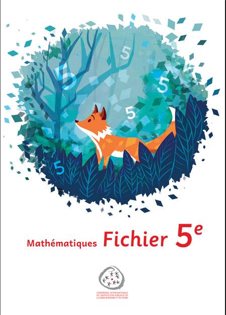 5H – Mathématiques - Livre et Fichier de l'élève - 2020, Collectif